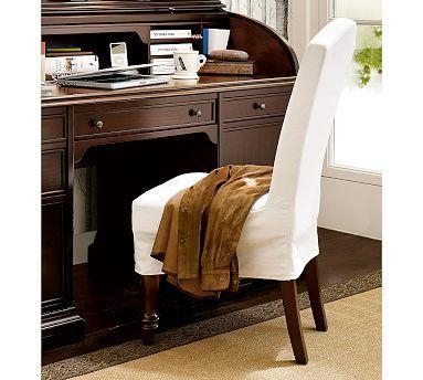 Slipcover For Chair – Home Ideas 2016 Within Pottery Barn Chair Slipcovers (View 14 of 20)