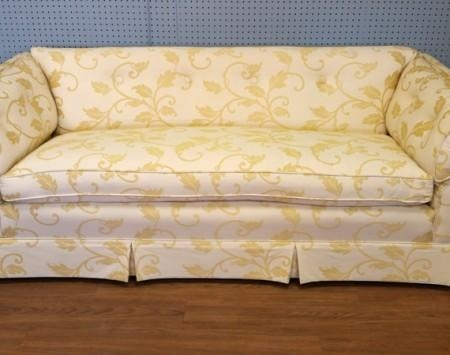 Slipcover Plus | Floral Patterned Sofa (Sof105) Inside Brocade Sofas (Image 16 of 20)