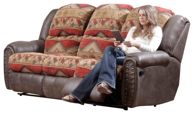 Slipcover Recliner Couch Photo In Recliner Sofa Covers – Home Regarding Slipcover For Reclining Sofas (View 9 of 20)