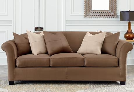Slipcovers | Sure Fit Slipcovers Pertaining To Suede Slipcovers For Sofas (Image 9 of 20)