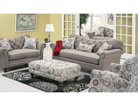 Slumberland | Tempus Collection – Sofa Throughout Slumberland Couches (Image 12 of 20)