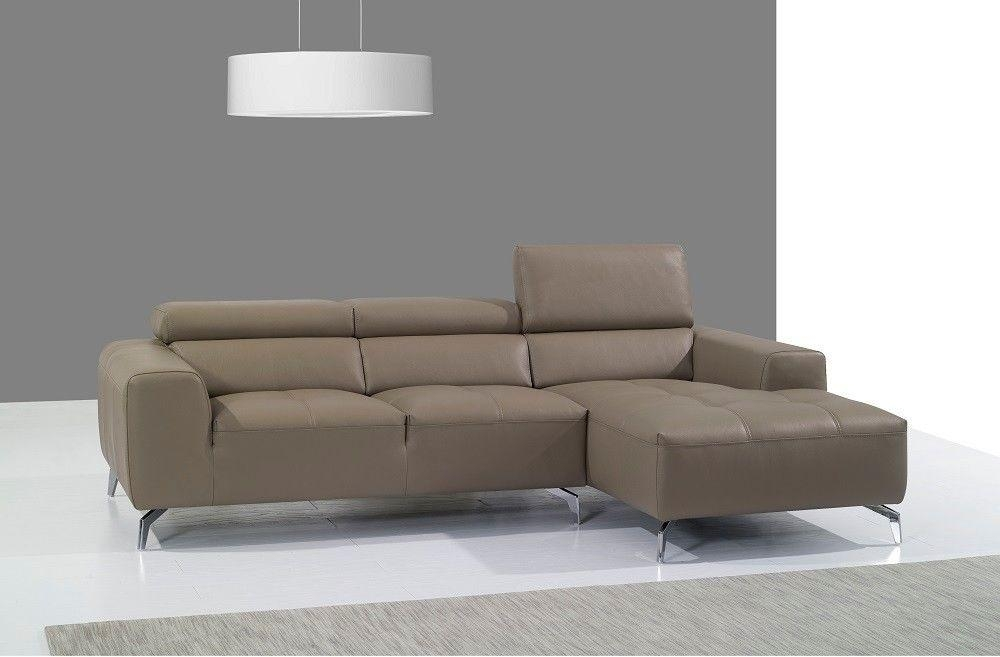 Small Apartment Sectionals Regarding Small Scale Leather Sectional Sofas (Image 11 of 20)