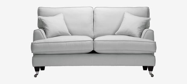 Small Grey Sofa – Sofa Galleries With Regard To Small Grey Sofas (Image 14 of 20)