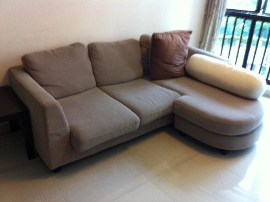 Small L Shaped Couch Decor – All About House Design Inside Small L Shaped Sofas (View 17 of 20)