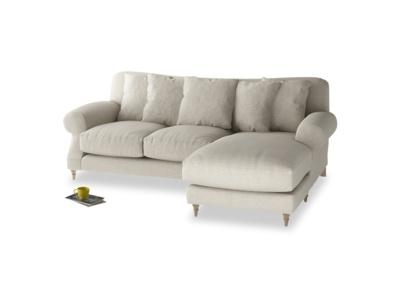 Small L Shaped Sofas | Made In Blighty | Loaf Throughout Small L Shaped Sofas (View 10 of 20)