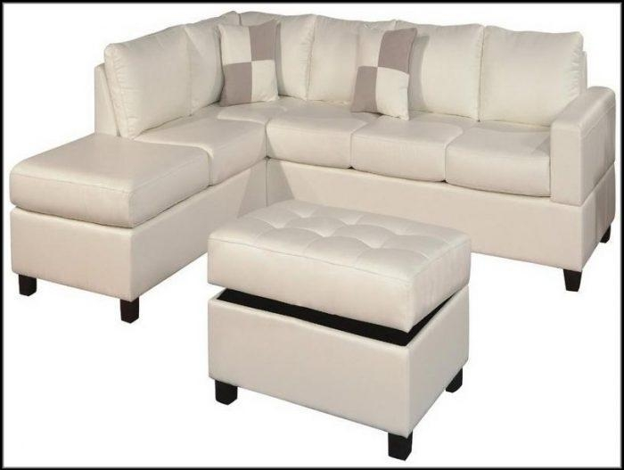 Small Leather Sectional Sofa With Chaise – Sofa : Home Furniture Intended For Small Scale Leather Sectional Sofas (Image 12 of 20)