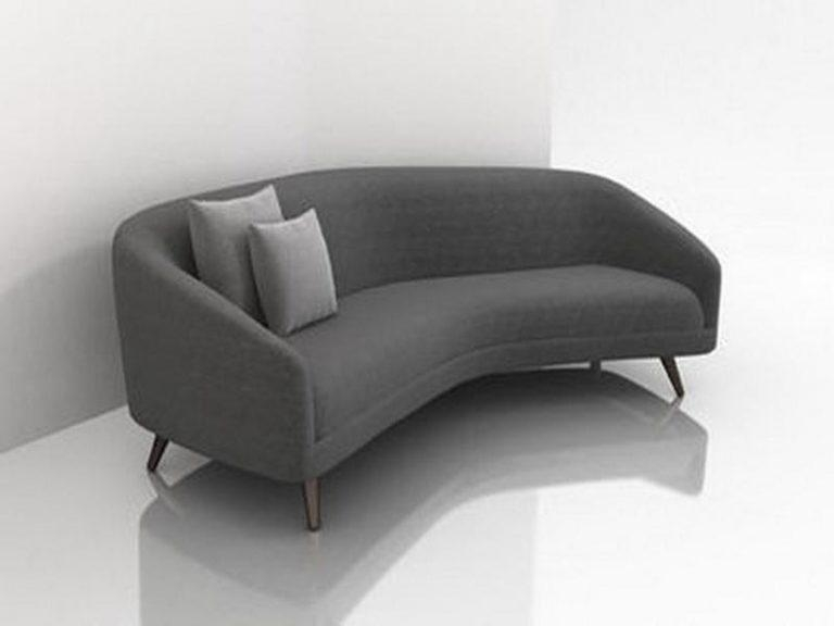 Small Modern Sofa | Prince Furniture Pertaining To Small Modern Sofas (View 3 of 20)
