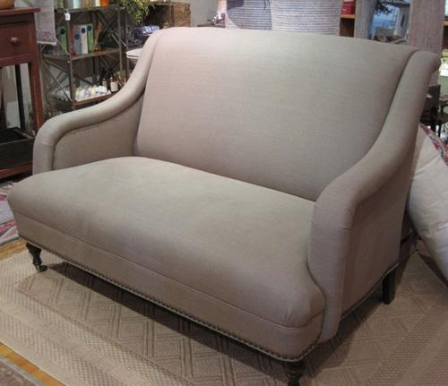 Small Scale Sofas : Katy Elliott Pertaining To Small Scale Sofas (Image 13 of 20)