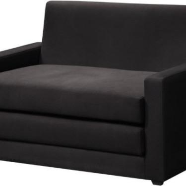 Small Sofa Beds For Spaces | Ciov Inside Small Black Sofas (Image 19 of 20)