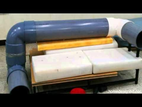 Smart Space Saving Hybrid Furniture Cat Tunnel Sofa – Youtube Inside Cat Tunnel Couches (Image 17 of 20)