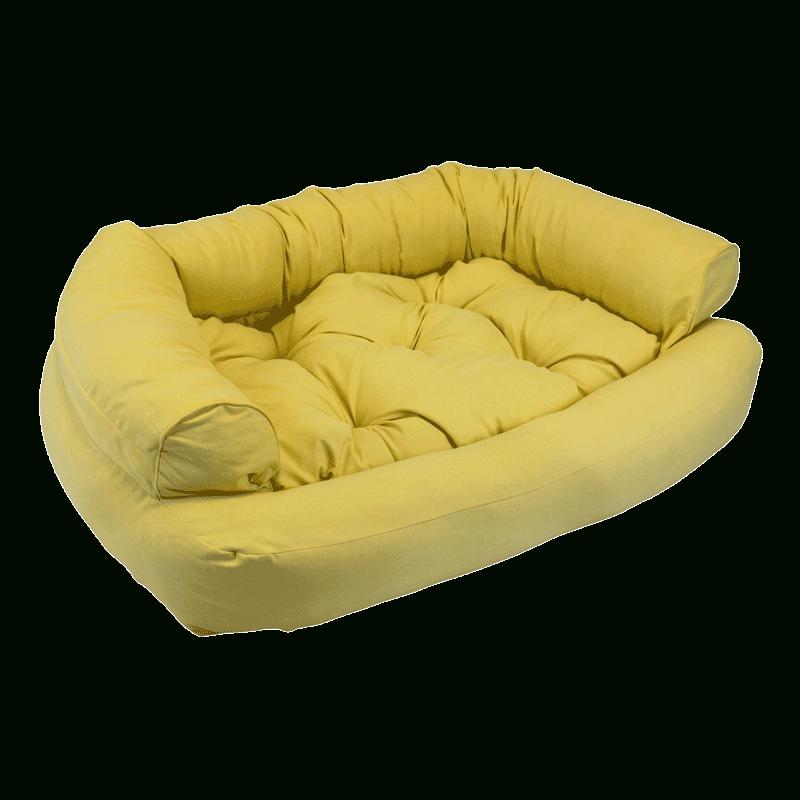 Snoozer Overstuffed Luxury Dog Sofa | Microsuede Fabric For Snoozer Luxury Dog Sofas (View 5 of 20)
