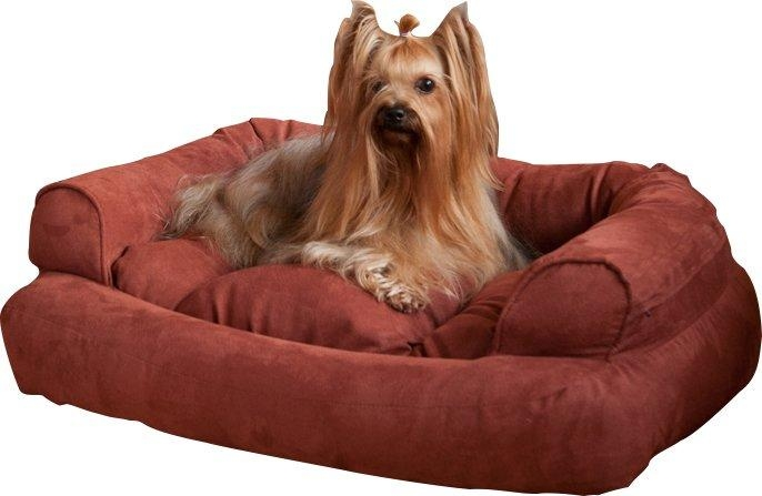 Snoozer Overstuffed Luxury Dog Sofa & Reviews | Wayfair For Snoozer Luxury Dog Sofas (Photo 17 of 20)