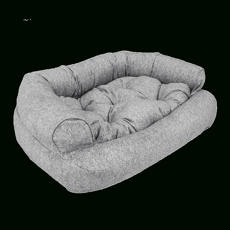 Snoozer Overstuffed Luxury Dog Sofa | Show Dog | 9 Colors | 3 Sizes In Snoozer Luxury Dog Sofas (View 13 of 20)