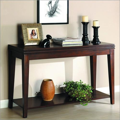 Featured Image of Cherry Wood Sofa Tables