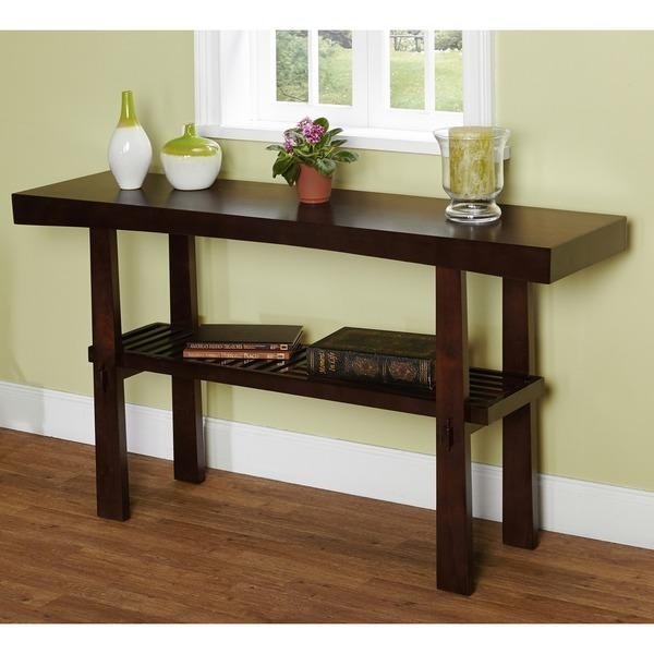 Sofa: Amazing Cherry Wood Sofa Table Design Cherry Sofa Table Throughout Cherry Wood Sofa Tables (Image 14 of 20)