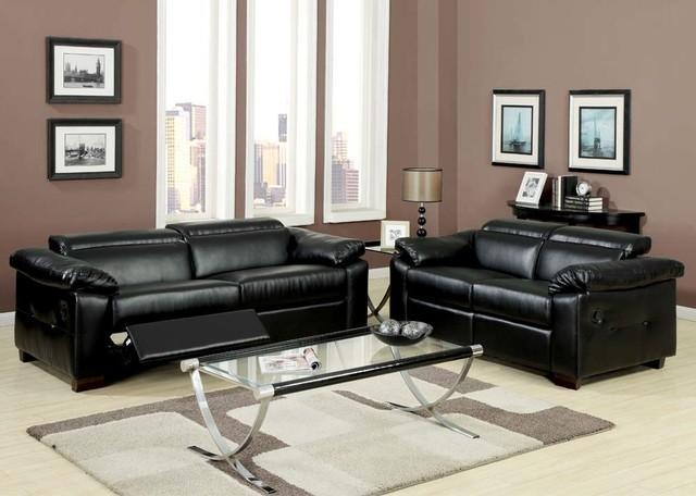 Sofa And Loveseat – Themoatgroupcriterion For Black Leather Sofas And Loveseats (Image 18 of 20)
