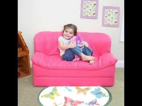Sofa Bed For Kids | Kids Sofa Bed Collection Romance – Youtube Intended For Sofa Beds For Baby (Image 19 of 20)