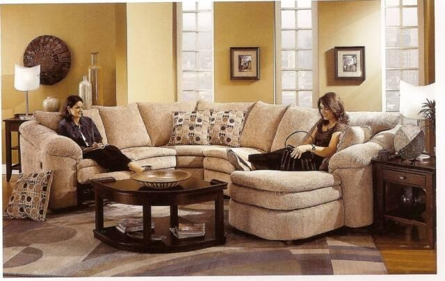 Sofa Beds Design: Popular Ancient Lane Furniture Sectional Sofa Regarding Broyhill Reclining Sofas (Image 19 of 20)