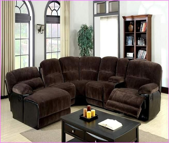 Sofa Beds Design: Surprising Traditional Sectional Sofas Nyc In Curved Sectional Sofas With Recliner (Image 18 of 20)