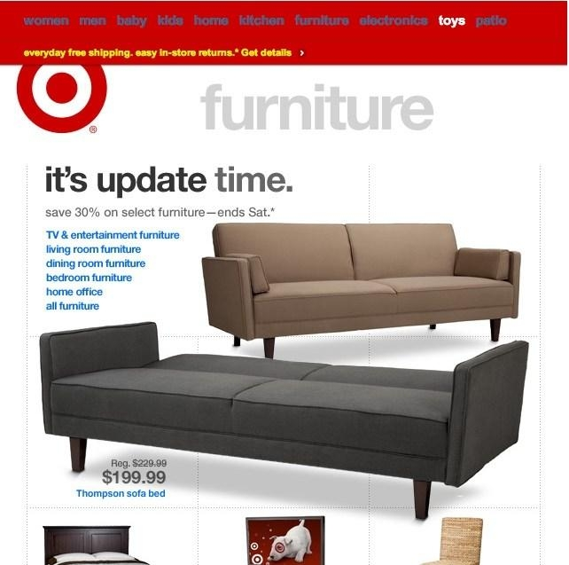 Sofa: Best Target Sofa Bed Ideas Slipcovers For Beds, Quality For Target Couch Beds (Image 16 of 20)
