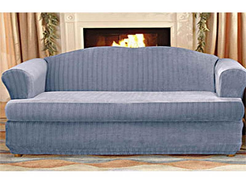 Sofa Covers Cheap With Regard To Blue Slipcovers (View 14 of 20)