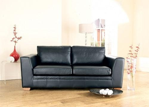 Sofa Covers Leather Leather Klippan Sofa Slipcover Flickr Photo Pertaining To Black Sofa Slipcovers (Image 17 of 20)