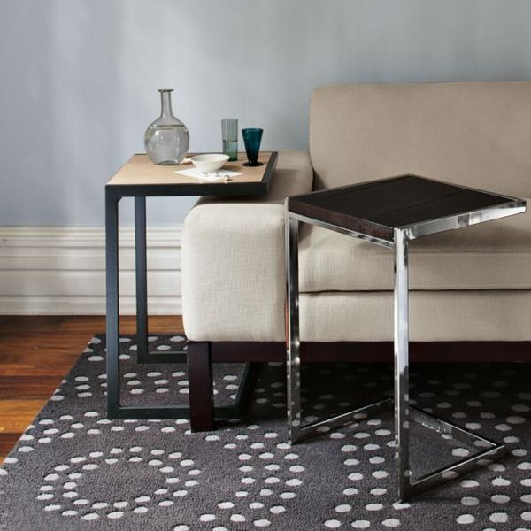 Sofa Table Design: Best Collection Slide Under Sofa Tray Table Pertaining To Under Sofa Tray Tables (Image 15 of 20)