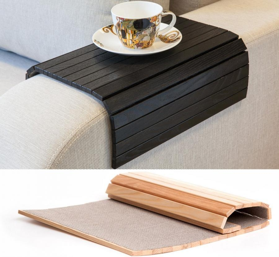 Sofa Table Design: Sofa Tray Tables Amazing Design Strong Durable Inside Under Sofa Tray Tables (Image 19 of 20)