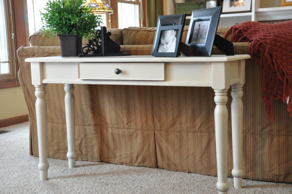 Sofa Table Ideas (Image 18 of 20)