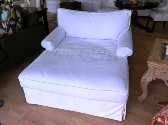 Sofa U Love | Custom Made In Usa Furniture | Chairs Oversize Intended For Slipcovered Chaises (View 5 of 20)