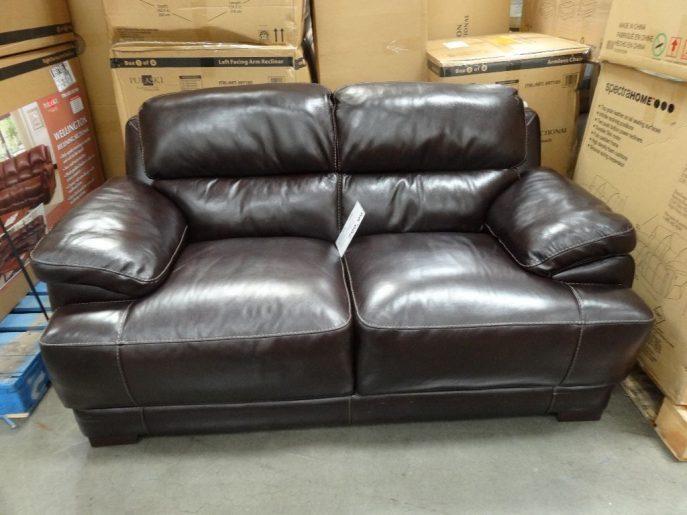 Sofas Center : Costco Leather Sofa Simon Li Hunter Loveseat With Simon Li Loveseats (Image 17 of 20)