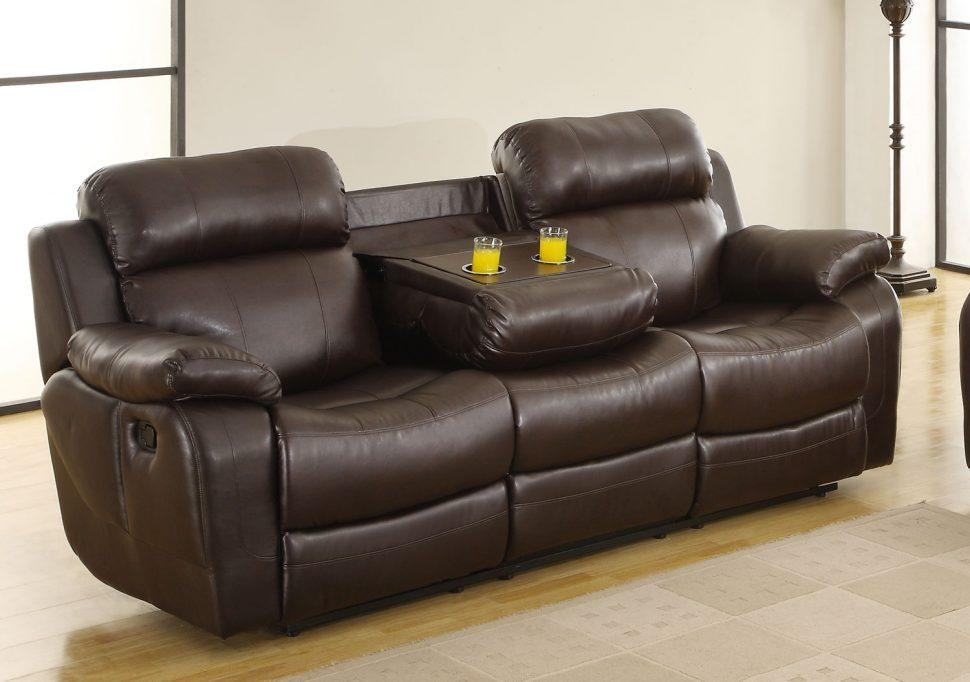 Sofas Center : Cup Holder For Sofa Recliner Image Idea Just With Sofas With Cup Holders (Image 20 of 20)