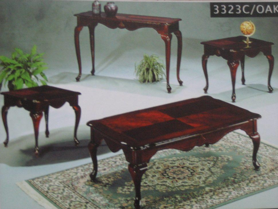 Sofas Center : Custom Sofa And Console Tables Artisan Designed For Cherry Wood Sofa Tables (Image 15 of 20)