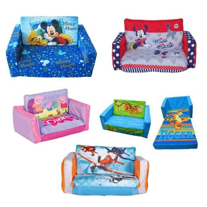 Sofas Center : Flip Out Sofa With Baijou Com Ki Kids Mickey Mouse Pertaining To Mickey Fold Out Couches (Image 18 of 20)