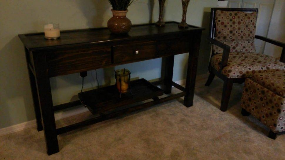 Sofas Center : Foot Sofa Table Shop Console Tables At Lowes Com For Lowes Sofa Tables (Image 15 of 20)