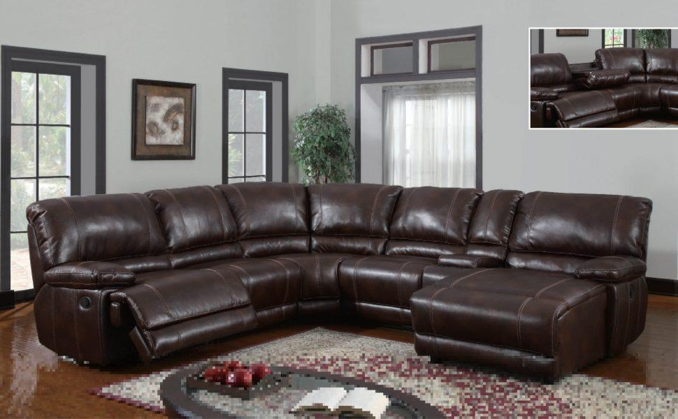 Sofas Center : Leather Sectional Sofas With Recliners Sofa Italy Pertaining To Curved Sectional Sofas With Recliner (Image 20 of 20)