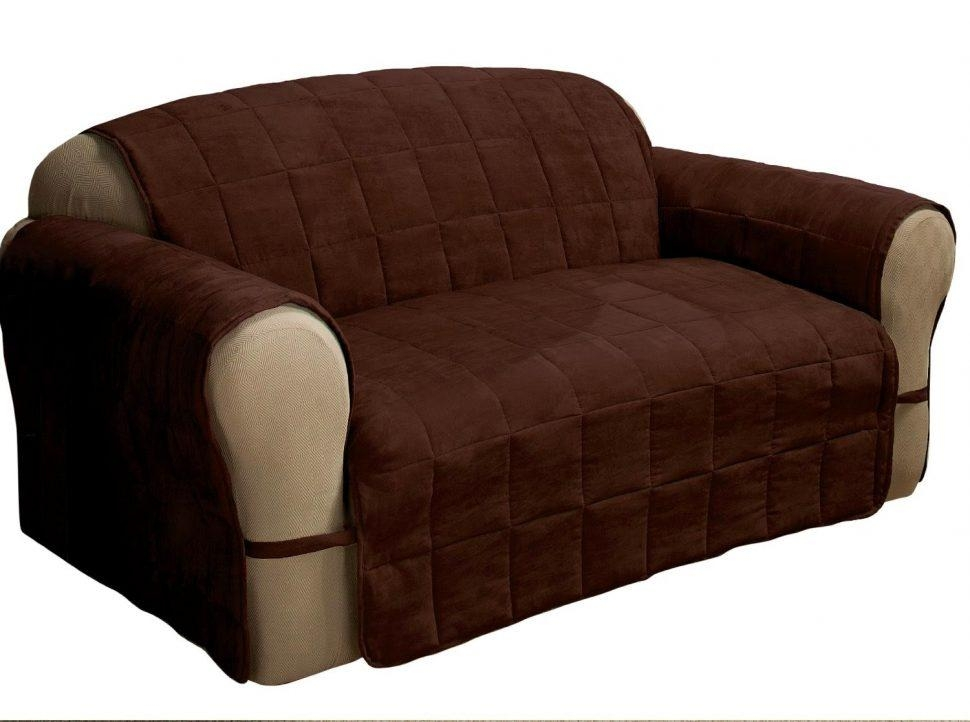 Sofas Center : Maytex Conrad Stretch Piece Sofa Slipcover Set T Intended For T Cushion Slipcovers For Large Sofas (Image 11 of 20)