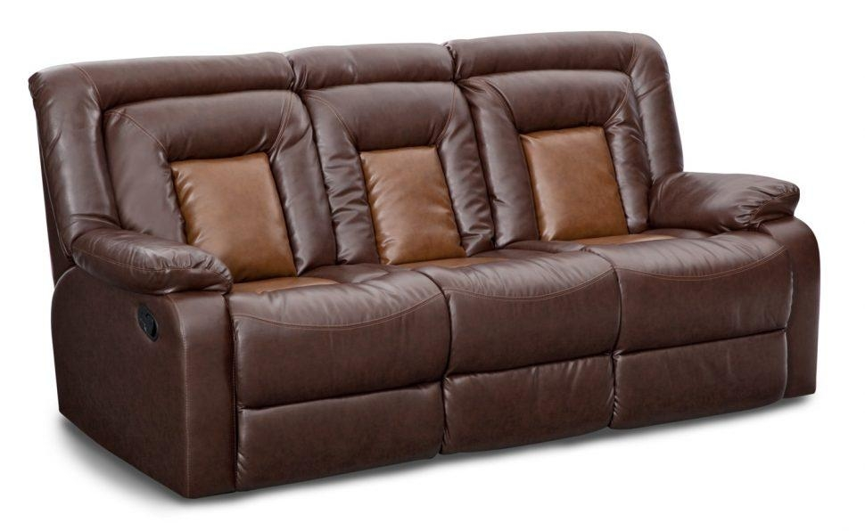 Sofas Center : Power Recliner Sofa With Consolerecliner Console With Regard To Sofas With Console (Image 15 of 20)