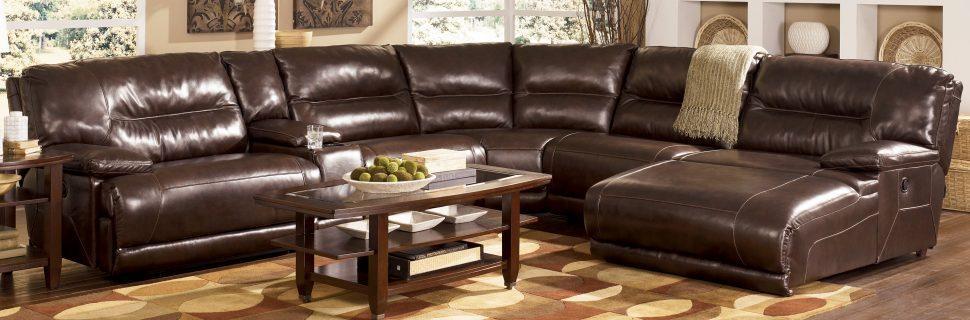 Sofas Center : Sectional Sofas Ashley Furniture Faux Leather Sofa Within Ashley Faux Leather Sectional Sofas (View 17 of 20)