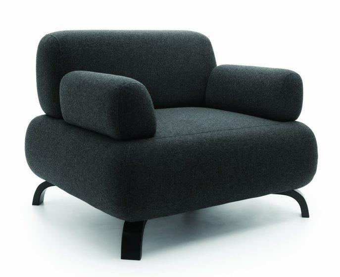 Sofas Center : Single Sofa Chair Literarywondrous Picture Ideas With Regard To Slipper Sofas (View 16 of 20)