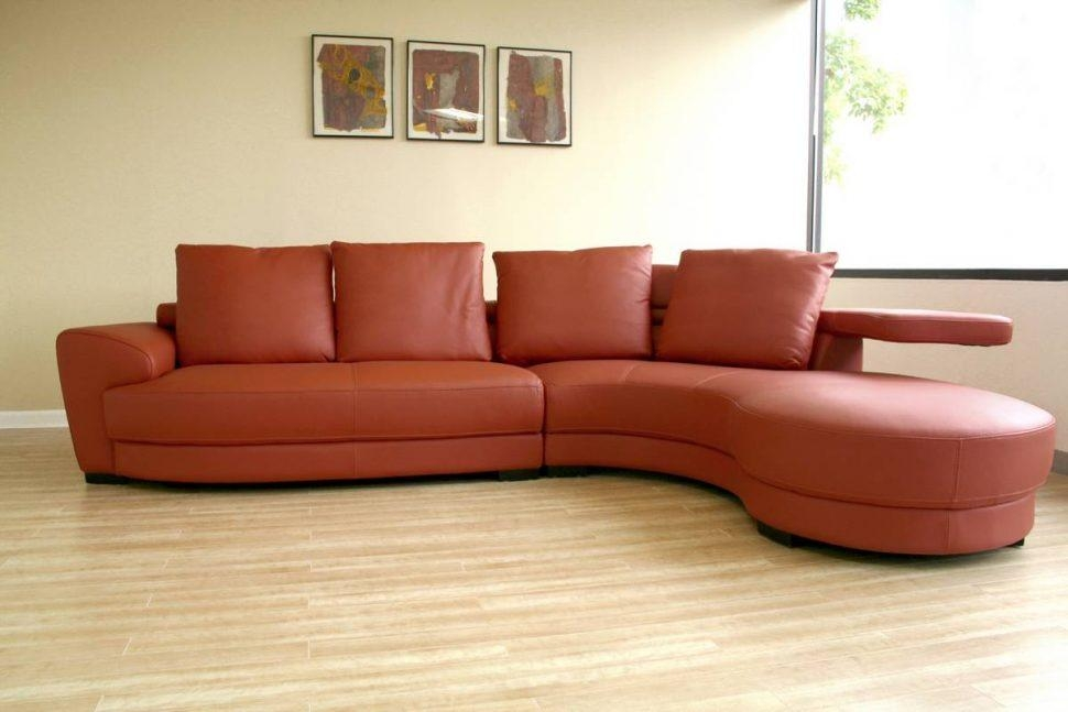 Sofas Center : Unbelievable Curved Sectional Sofa Picture Concept Regarding Small Curved Sectional Sofas (Image 19 of 20)