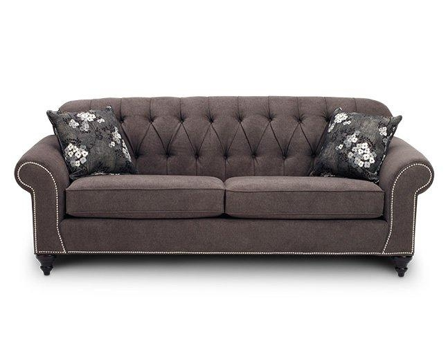 Sofas & Sectionals, Couches | Furniture Row Pertaining To Sofas (View 8 of 20)