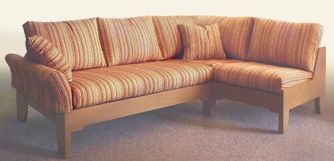 Space Saving, Small Sofas, Loveseats And Sectional Sofa Options For Narrow Depth Sofas (Image 19 of 20)