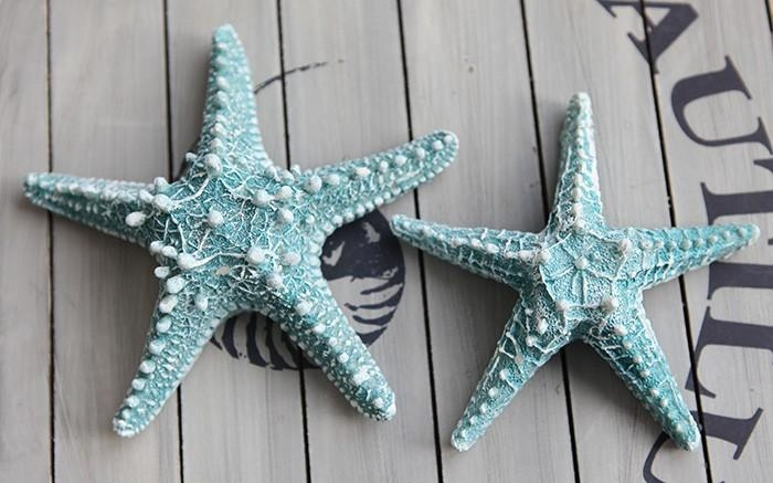 Starfish Wall Decor | Roselawnlutheran Pertaining To Large Starfish Wall Decors (Image 13 of 20)