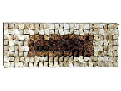 Steinhafels – Silver/gold Blocks Wood Wall Art Regarding Silver And Gold Wall Art (Image 20 of 20)