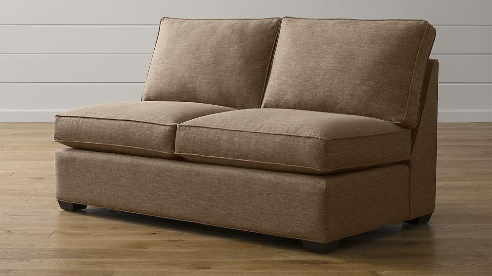 Stunning Armless Sleeper Sofa Davis Armless Full Sleeper Sofa For Davis Sleeper Sofas (Image 20 of 20)
