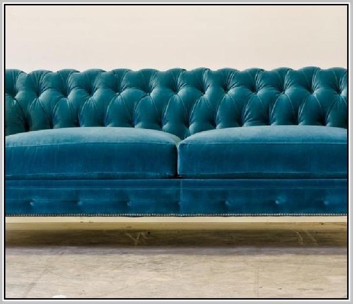 Stylish Ava Velvet Tufted Sleeper Sofa – Interiorvues With Regard To Ava Tufted Sleeper Sofas (Image 19 of 20)