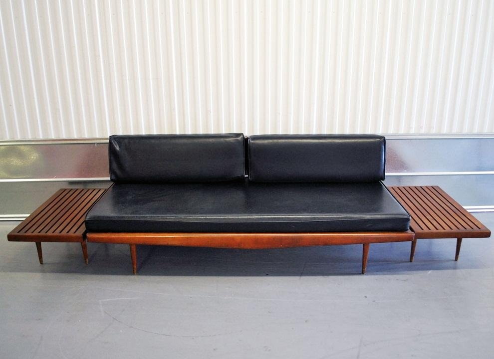 Stylish Danish Modern Sofa — Prefab Homes Within Danish Modern Sofas (View 18 of 20)