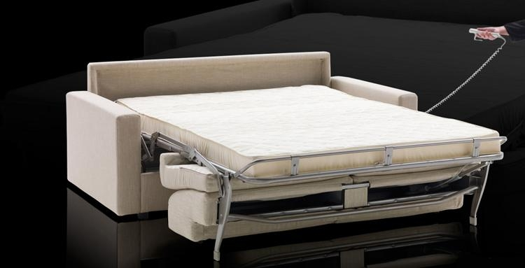 Stylish Electric Sofa Bed With Lazy Luxury Sleeper Convertible Pertaining To Electric Sofa Beds (Image 18 of 20)