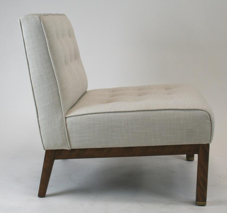 Superb Slipper Chairs Carolyn Tufted Slipper Chair | Living Room For Slipper Sofas (View 18 of 20)